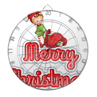Felices Navidad con el duende