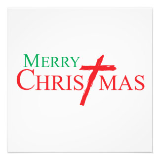 Felices Navidad con la cruz de las tarjetas del Fotografias
