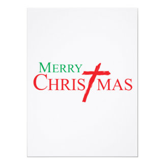 Felices Navidad con la cruz de los sellos del Comunicados