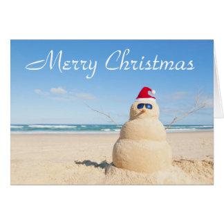 Felices Navidad de Australia Tarjeta De Felicitación