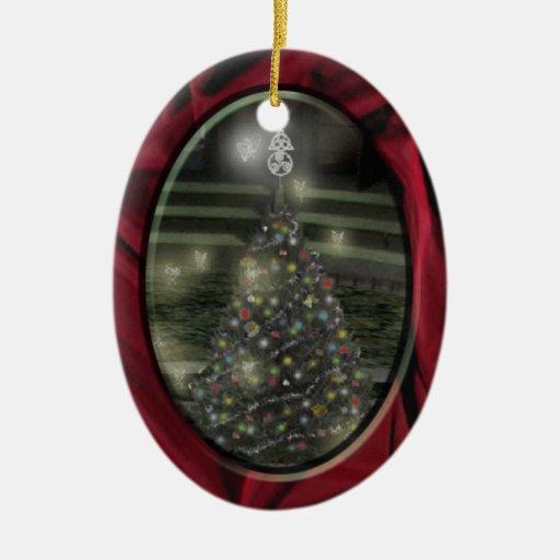 Felices Navidad de hadas Adorno Para Reyes