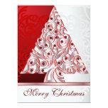Felices Navidad de la invitación