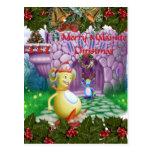 ¡Felices Navidad de Malamite! Postal