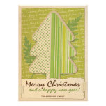 Felices Navidad de Papercraft