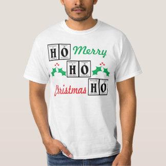 Felices Navidad de SANTA. Playera