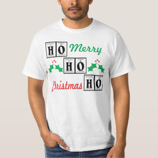 Felices Navidad de SANTA. Playeras