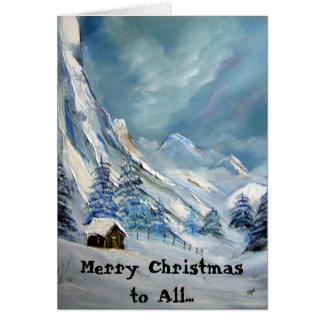 Felices Navidad de WhiteWeddingDay a todos… Tarjeta De Felicitación