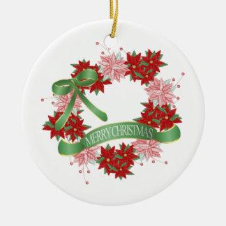 Felices Navidad Ornamentos De Reyes Magos