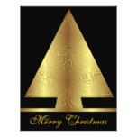 Felices Navidad del aviador Tarjetas Informativas