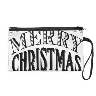 Felices Navidad del vintage moderno