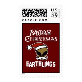 Felices Navidad, Earthlings Sello