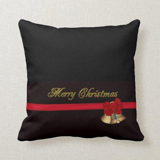 Felices Navidad elegantes Cojin