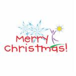 ¡Felices Navidad! Esculturas Fotograficas