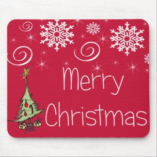 Felices Navidad especiales Tapetes De Raton