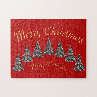 Felices Navidad, Felices Navidad Puzzle