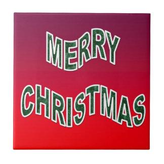 Felices Navidad festivas Tejas