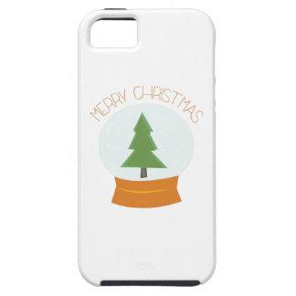 Felices Navidad iPhone 5 Case-Mate Funda