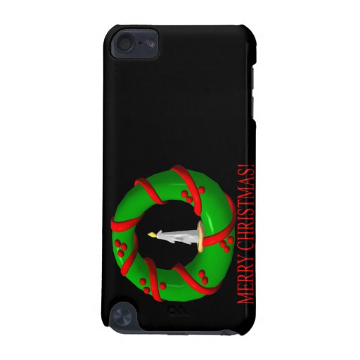 Felices Navidad Funda Para iPod Touch 5G