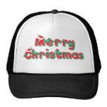 Felices Navidad Gorras De Camionero