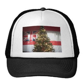 Felices Navidad Hakuna Matata Reino Unido Gorros Bordados
