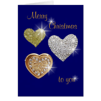 Felices Navidad ho ho ho Tarjeta De Felicitación