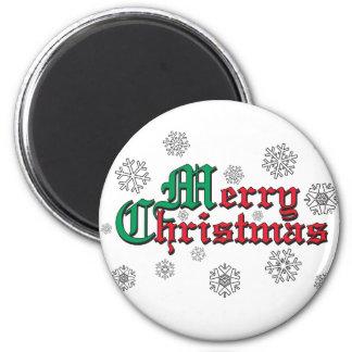 Felices Navidad Imanes De Nevera