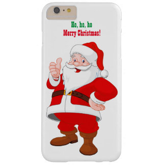 ¡Felices Navidad! iPhone 6/6s más, Barely There Funda De iPhone 6 Plus Barely There