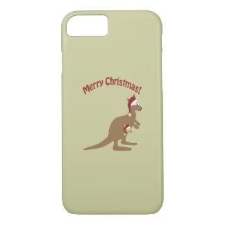 Felices Navidad KangaROOS Funda iPhone 7