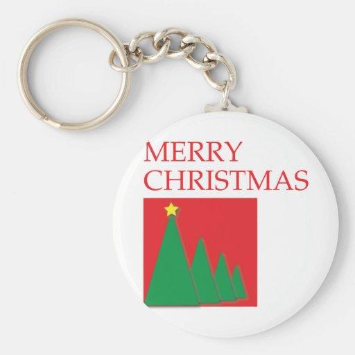 Felices Navidad Llavero Personalizado