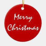 Felices Navidad Ornamento Para Reyes Magos