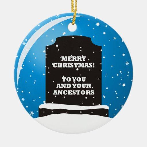 Felices Navidad Ornamentos De Reyes
