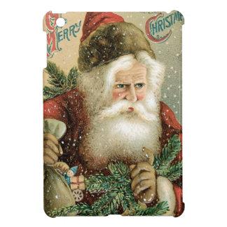 Felices Navidad pasadas de moda Papá Noel