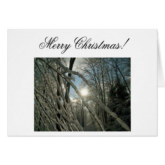 ¡Felices Navidad! - Personalice la tarjeta de feli