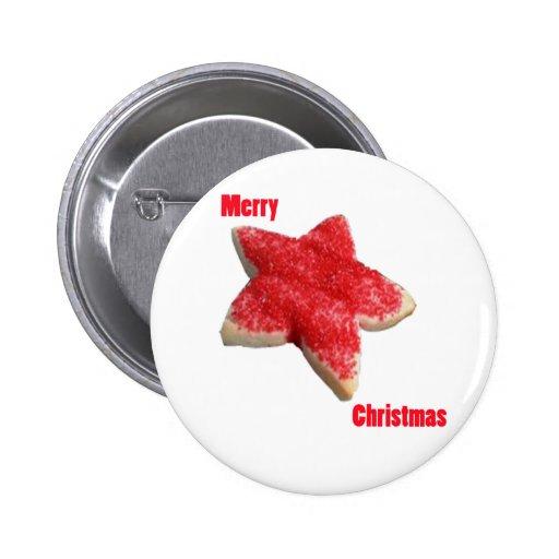 Felices Navidad Pins