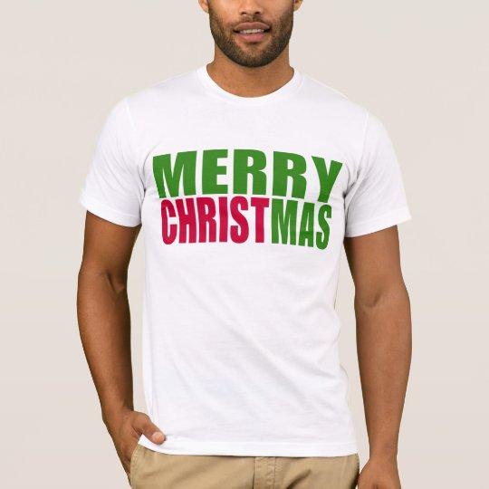 Felices Navidad Playera