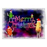 Felices Navidad por Valxart.com Tarjetas