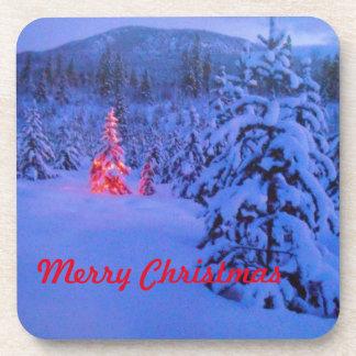 Felices Navidad Posavasos