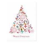 Felices Navidad Postales