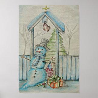 ¡Felices Navidad! Póster