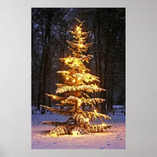 Felices Navidad Poster