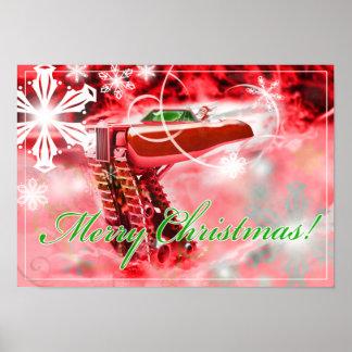 Felices Navidad - poster #1 de Navidad por el fame