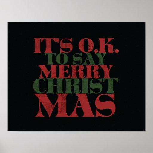 Felices Navidad Posters