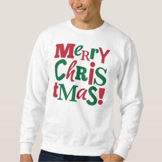 Felices Navidad Pulovers Sudaderas