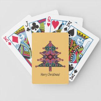 Felices Navidad que pagan tarjetas Barajas