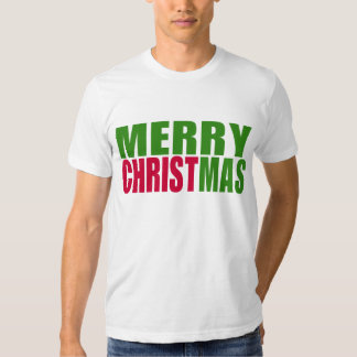 Felices Navidad Remeras