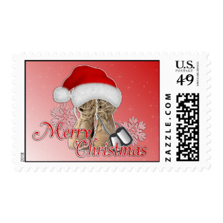 Felices Navidad Sellos