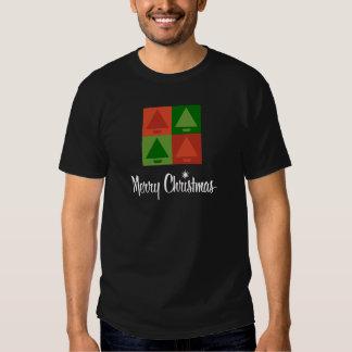 Felices Navidad T Playeras