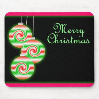 Felices Navidad Tapete De Ratón