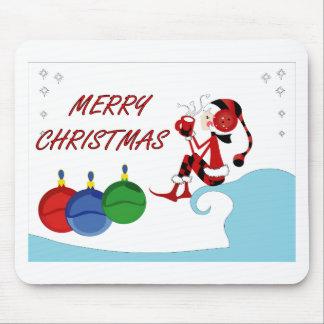 Felices Navidad Tapete De Raton