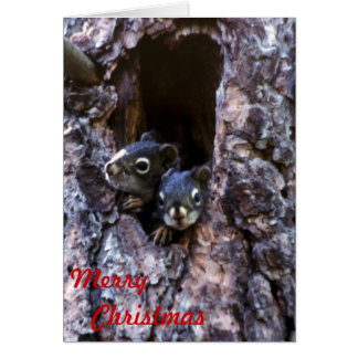 Felices Navidad Tarjeta De Felicitación